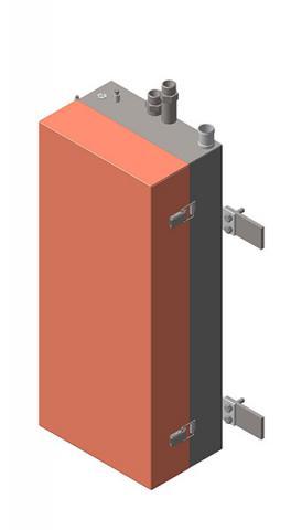 091.59.52.0000 Блок гидроапаратуры мачты