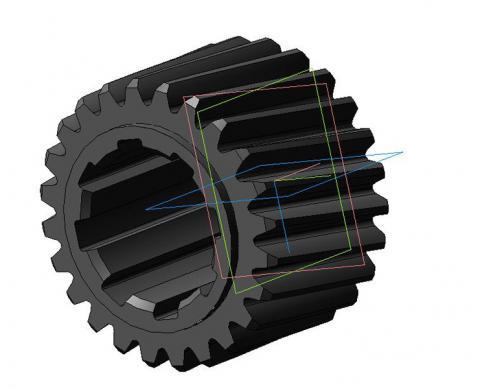 НКР 100М-1-1031 Колесо