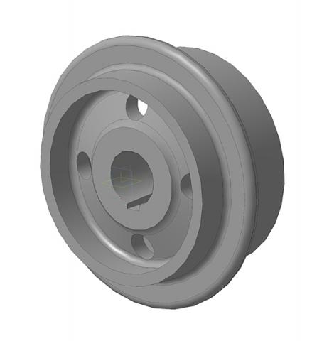 ППН3.01.007 Колесо на колею 750 мм